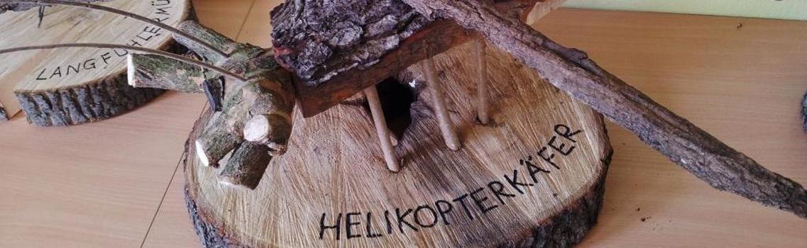 Aus der Holzwerkstatt