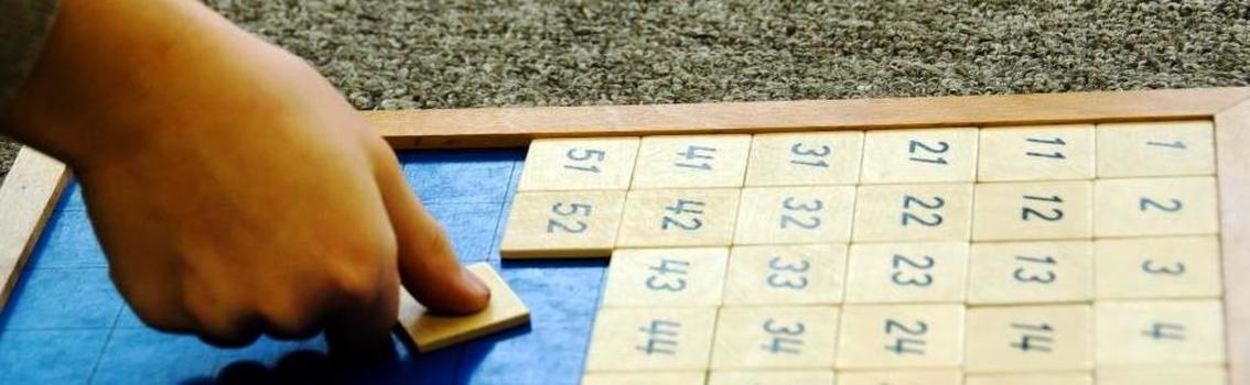Montessori- Material