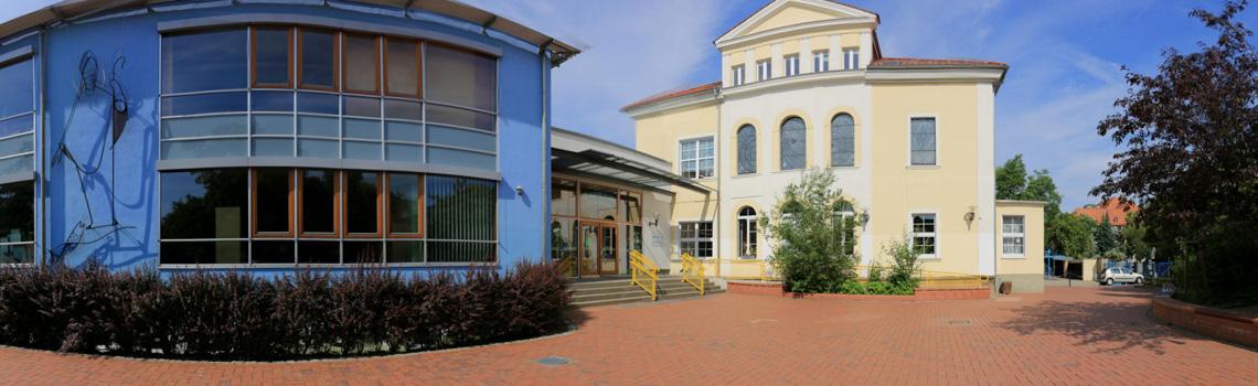 Innenhof - Maria Montessori Schule